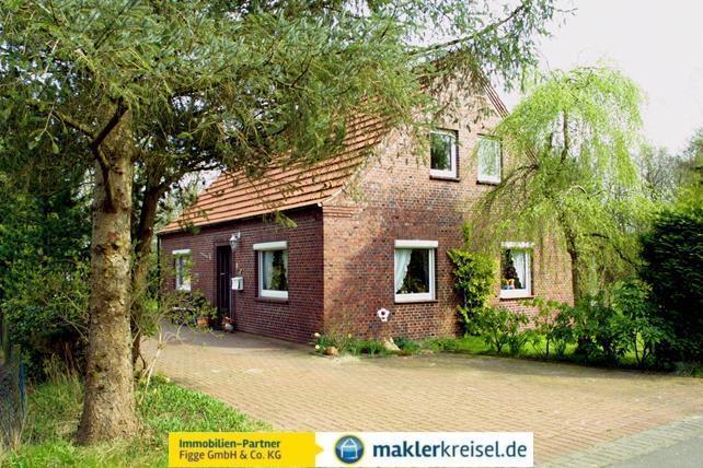 Gepflegtes Einfamilienhaus in idyllische Lage von Dunum!